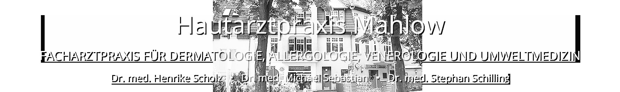 Hautartzpraxis Mahlow – Facharztpraxis für Dermatologie Retina Logo